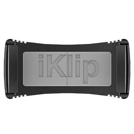 Ik Multimedia Soporte universal para iPhone iPod touch y smartphones que se coloca en un pie de microfono