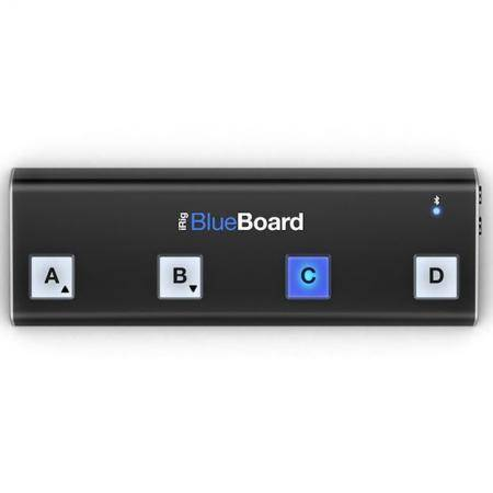 Pedalera Bluetooth MIDI para iPhone iPod touch iPad y Mac