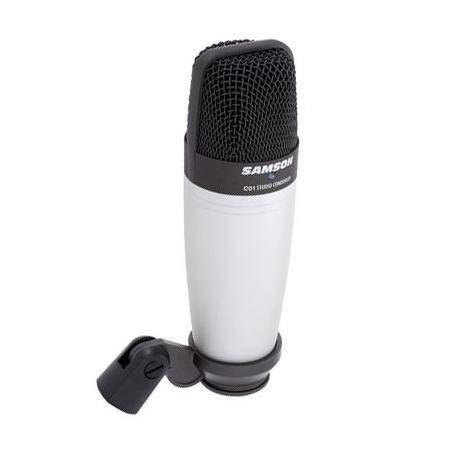 SAMSON C01 Microfono de Condensador Vocal