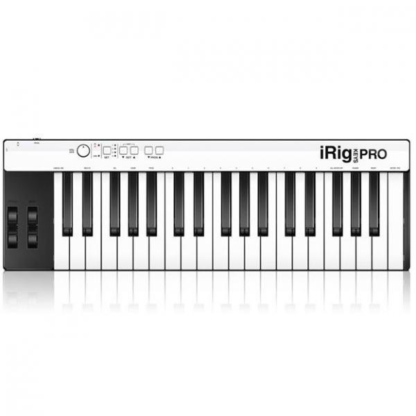 Controlador MIDI USB de 37 teclas para Mac PC