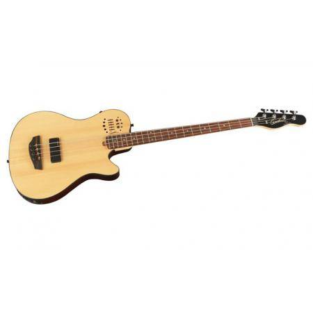 Bajo Godin A4 ULTRA Semi-Acoustic Natural SG RN SA