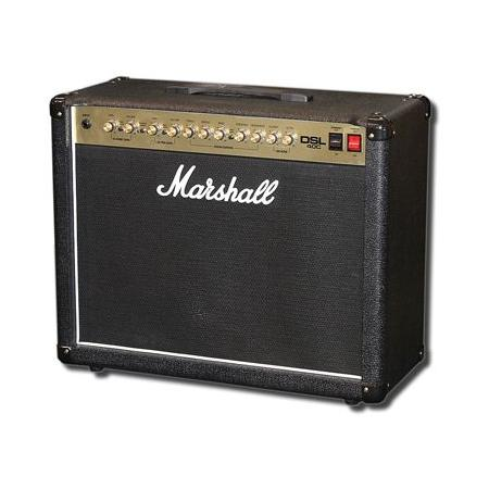 AMPLIFICADOR GUITARRA MARSHALL COMBO DSL SERIES 40W 1X12""