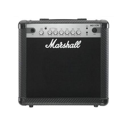 Marshall MG15CFR Amplificador Guitarra