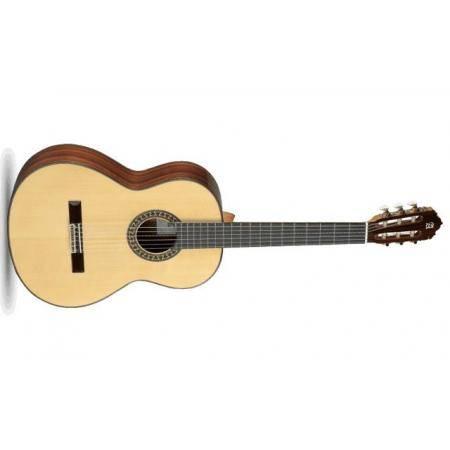 Alhambra 5FPE1 Guitarra electroclásica