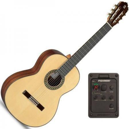Alhambra 5FP E1 Guitarra Electro Flamenca