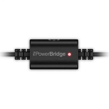 Ik Multimedia Solucion de carga universal para todos los accesorios digitales de iRig para iPhone iPad y iPod touch