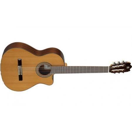 Alhambra 3C CW-E1 Guitarra Electroclásica
