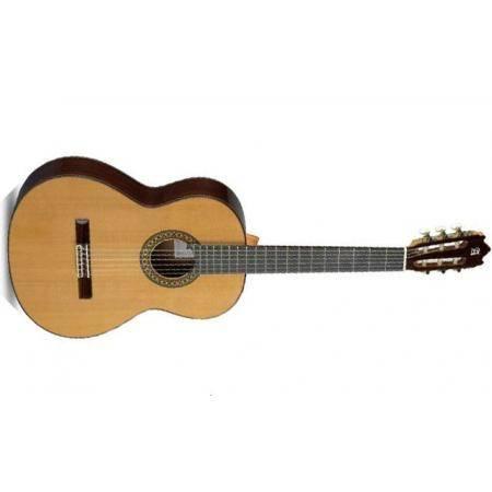 Alhambra 4P E2 Guitarra Electroclásica