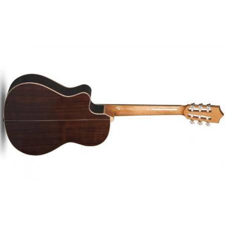 Alhambra CS-LR CW-EZ Serie S Crossover Guitarra Electroclásica