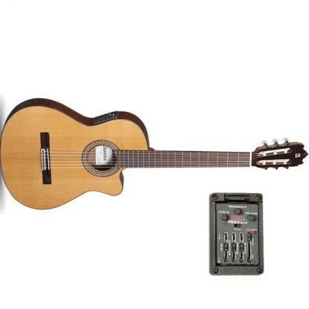 Guitarra Electroclásica Alhambra 5P CT-E2