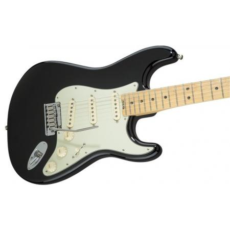 Fender American Elite Stratocaster®, Maple Fingerboard, Mystic Black