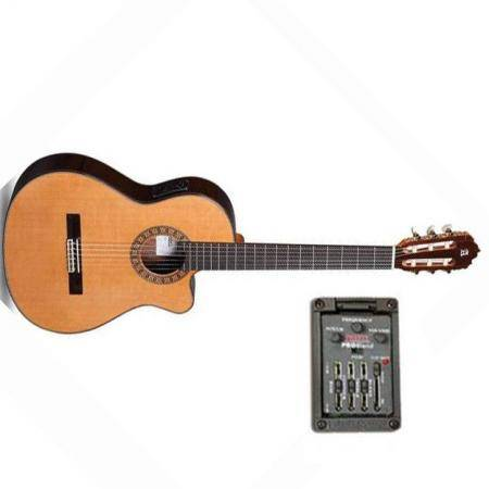Alhambra 6 P-CW-E2 Guitarra Electroclásica