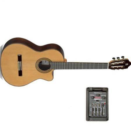 Alhambra 9 P-CW-E2 Guitarra Electroclásica