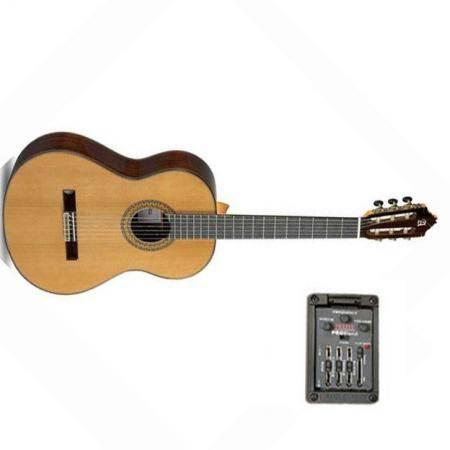 Alhambra 9P E2 Guitarra Electroclásica