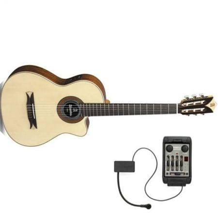 Alhambra CS-1 CW-E5 Guitarra Electroclásica