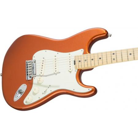 Fender American Elite Stratocaster®, Maple Fingerboard, Autumn Blaze Metallic