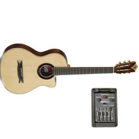 Alhambra CS-3 CW-E2 Crossover Guitarra Electroclá