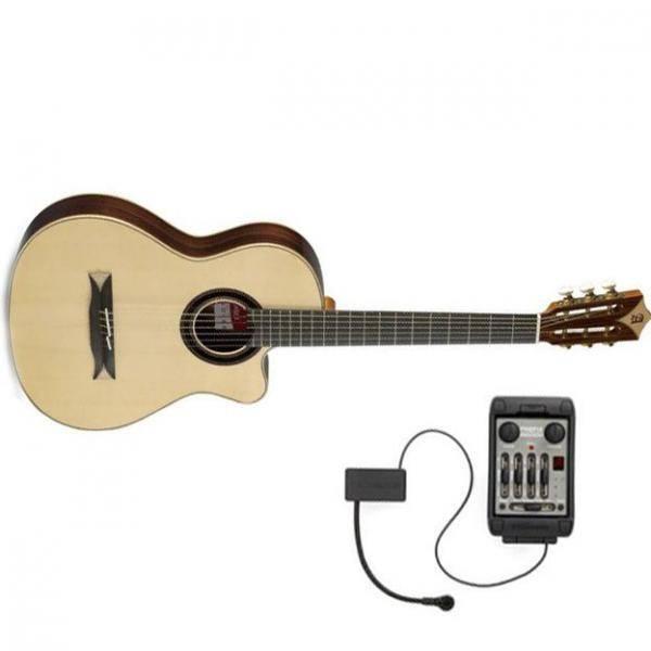 Alhambra CS-3 CW-E5 Crossover Guitarra Electroclásica