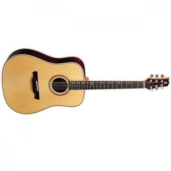 Alhambra W-2 Guitarra acústica
