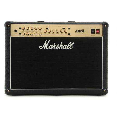"AMPLIFICADOR GUITARRA MARSHALL COMBO JVM 2X12"" 100W 2 Canales"