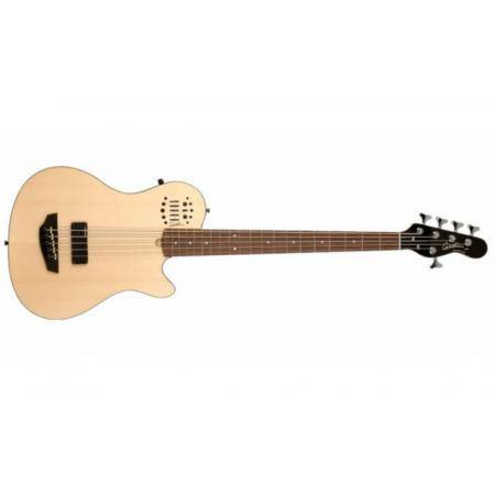 Bajo Godin A5 ULTRA Semi-Acoustic Natural SG RN SA