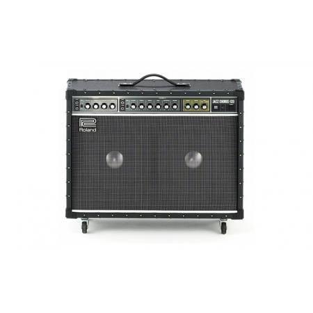 Amplificador Guitarra Jazz Chorus Roland JC-120B