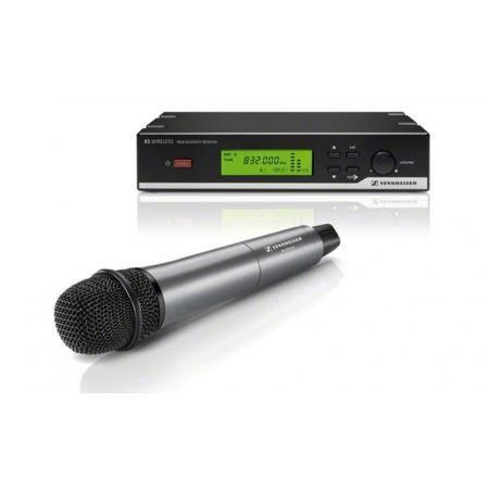 Sennheiser XSw 35 Micrófono inalámbrico Set vocalista