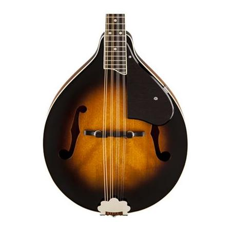 "Gretsch G9311 New Yorker™ ""Supreme"" A.E., A-Style Mandolin, Solid Mahogany Top/Back/Sides, Fishman® Pickup, Vintage"