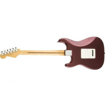 Fender American Standard Stratocaster® HSS Shawbucker™, Maple Fingerboard, Bordeaux Metallic