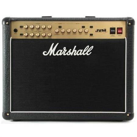 "MARSHALL COMBO JVM 50W 1X12"" AMPLIFICADOR GUITARR"