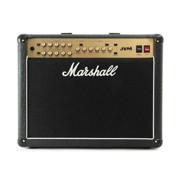 "AMPLIFICADOR GUITARRA MARSHALL COMBO JVM 50W 1x12"" 2 Canales"
