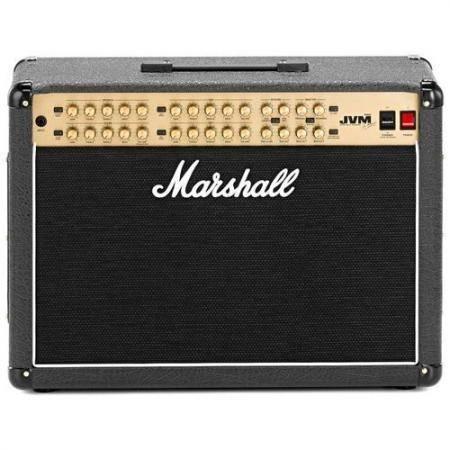 Marshall JVM410C amplificador guitarra eléctrica
