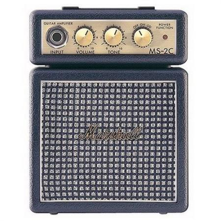 MARSHALL MINI 2W CLASIC AMPLIFICADOR GUITARRA