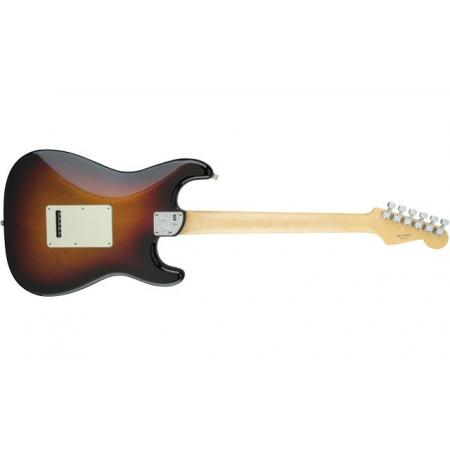Fender American Elite Stratocaster® Left-Hand, Maple Fingerboard, 3-Color Sunburst