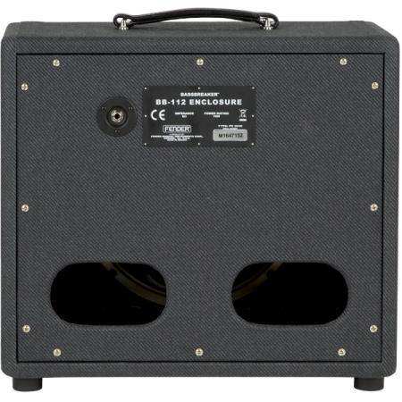 Fender Bassbreaker 112 pantalla amplificador