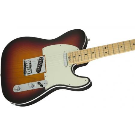 Fender American Elite Telecaster®, Maple Fingerboard, 3-Color Sunburst