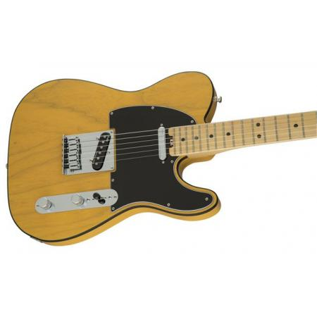 Fender American Elite Telecaster®, Maple Fingerboard, Butterscotch Blonde