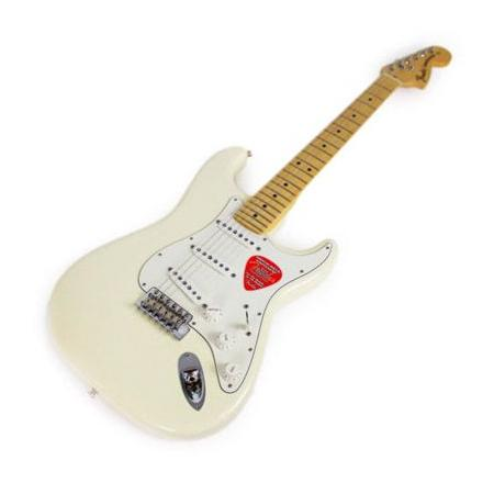 Fender American Special Stratocaster® Maple Fingerboard Olympic White Guitarra Electrica