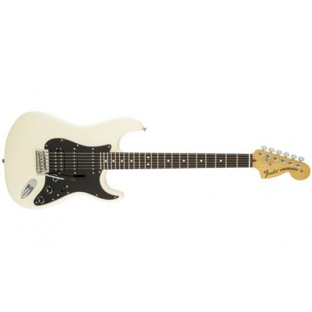 Fender American Special Stratocaster® HSS Rosewood Fingerboard Olympic White Guitarra Electrica