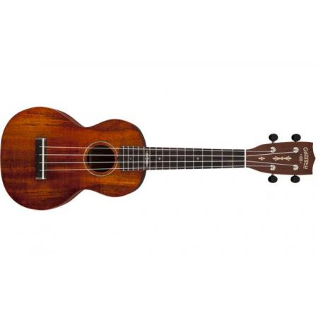 Gretsch G9110-SK Concert Koa Ukulele Solid Koa Open Pore Semi Gloss Finish