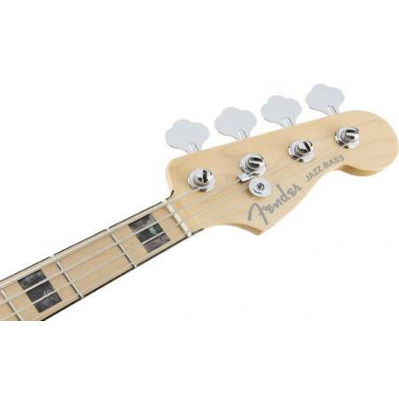 Fender Jazz Bass American Elite MN Nat