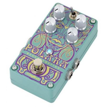 Pedal Guitarra Digitech Polara