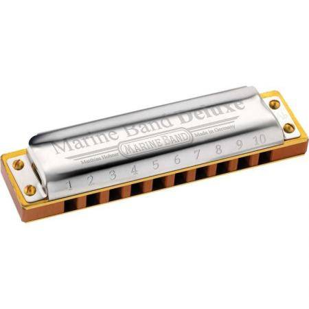 HOHNER MARINE BAND DELUXE 2005/20 E ARMÓNICA