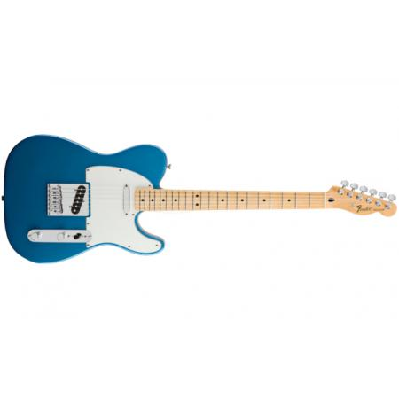 Standard Telecaster®, Maple Fingerboard, Lake Placid Blue