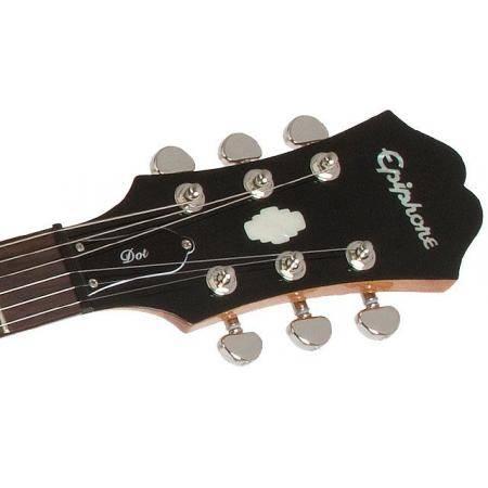 Epiphone DOT Natural guitarra eléctrica