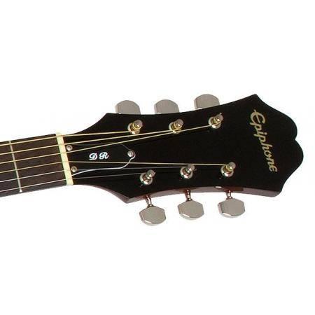 Epiphone DR100 Ebony guitarra acústica