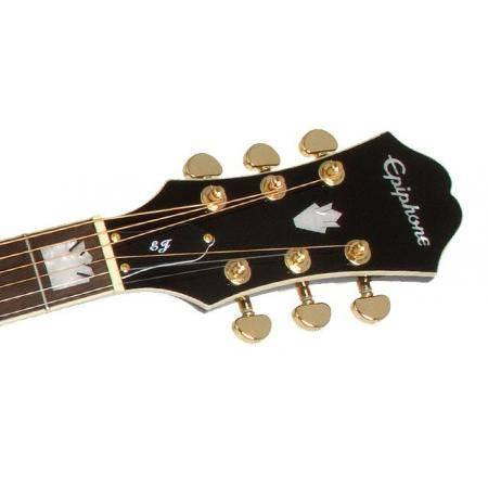 Epiphone EJ200CE Bk guitarra electroacústica