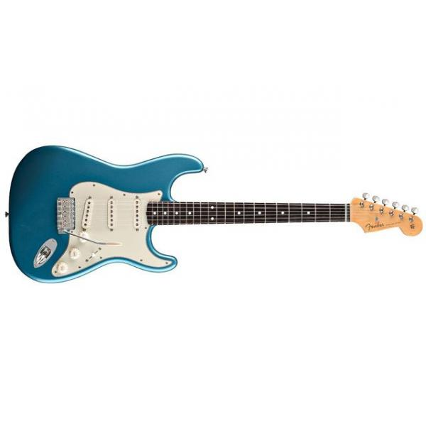 Fender Classic Series '60s Stratocaster, RW Placid Blue