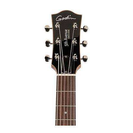 Guitarra Eléctrica Godin 5th Avenue CW Kingpin Black