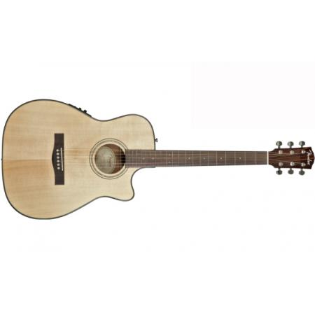 FENDER CF-140SCE FOLK NATURAL GUITARRA ELECTROACÚS